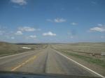 somewhere in Montana or South Dakota