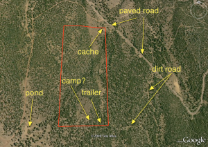 may land and relevant features as of Sept 12, '09